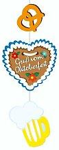 Oktoberfest, bayerische Wiesn 2016, passende
