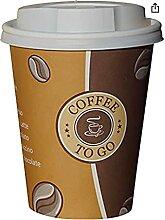 Ol-Gastro-Bedarf 300 Coffee to GO Becher + Deckel