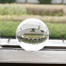 OLAS 100mm - K9 Glaskugel Klare Kristallkugel für