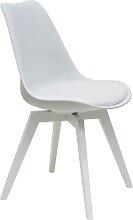 Olbia - Stuhl - Weiß