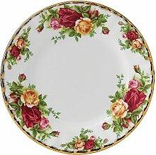 Old Country Roses by Royal Albert Teller 16cm