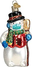 Old-World Christmas Glas geblasenes Ornament mit