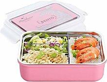 OldPAPA brotdose Kinder,Edelstahl Bento Lunchbox