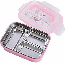 OldPAPA Edelstahl Bento Lunchbox, brotdose Kinder