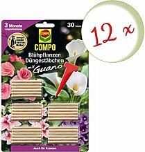Oleanderhof® Sparset: 12 x COMPO Blühpflanzen