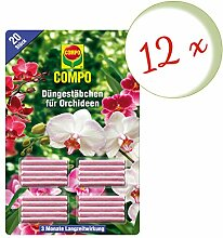 Oleanderhof® Sparset: 12 x COMPO Düngestäbchen