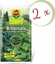 Oleanderhof® Sparset: 2 x COMPO Bittersalz, 5 kg