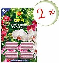 Oleanderhof® Sparset: 2 x COMPO Düngestäbchen