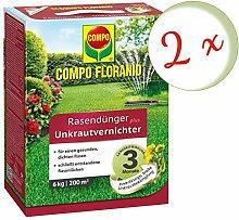 Oleanderhof® Sparset: 2 x COMPO Floranid®
