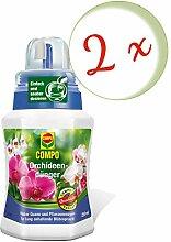 Oleanderhof® Sparset: 2 x COMPO Orchideendünger,
