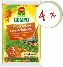 Oleanderhof® Sparset: 4 x COMPO Herbst