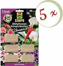 Oleanderhof® Sparset: 5 x COMPO Blühpflanzen