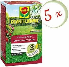 Oleanderhof® Sparset: 5 x COMPO Floranid®