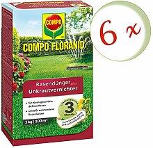 Oleanderhof® Sparset: 6 x COMPO Floranid®
