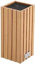OLEIO Bambus Messerblock (gerade)