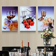 OLILEIO Moderner Restaurant, Keine Wandfarbe, für