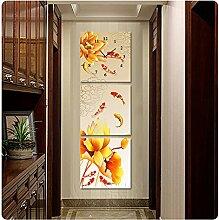 OLILEIO Modernes Wohnzimmer Malerei dekorieren die