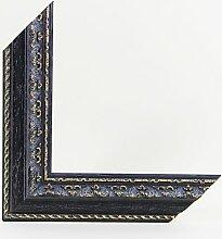 OLIMP-04 Bilderrahmen 90x60 cm Echtholz Barock in