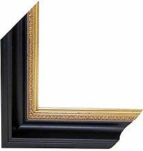 OLIMP-07 Bilderrahmen 70x50 cm Echtholz Barock in