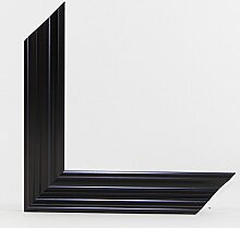 OLIMP-08 Bilderrahmen 90x60 cm Echtholz Barock in