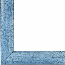 Olimp Bilderrahmen 60x90 oder 90x60 cm in HELLBLAU