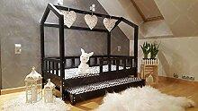 Oliveo Doppelbett HAUSBETT KINDERHAUS Bett für