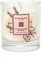 Olivia Blake Luxury Duftkerze Lychee Blossom &