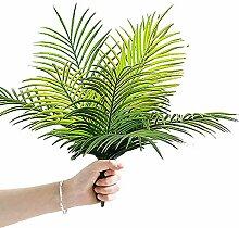 Ollain Künstliche Pflanzen Blätter Tropische