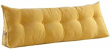 OLLY- Bett Rückenkissen Cord Dreieckige