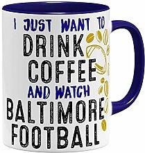 OM3® - Baltimore-Coffee - Tasse | Keramik Becher