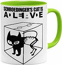 OM3® - Big Bang - Schroedingers Cat - Tasse |