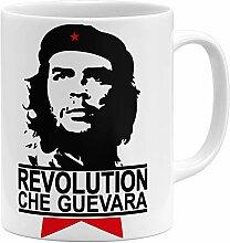 OM3® - Che Guevara - Tasse | Keramik Becher |