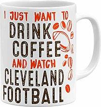 OM3® - Cleveland-Coffee - Tasse | Keramik Becher