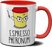 OM3® - Espresso-Patronum - Tasse | Keramik Becher