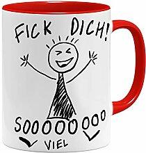 OM3® - Fick Dich So Viel - Tasse Guten Morgen |