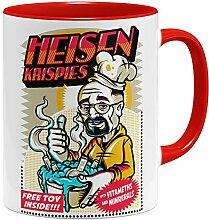 OM3® - Heisenberg Krispies - Tasse | Keramik