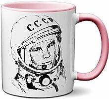 OM3® - Juri Gagarin - Tasse | Keramik Becher |