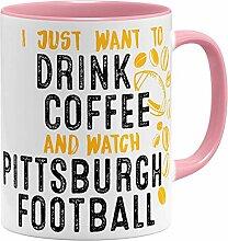 OM3® - Pittsburgh-Coffee - Tasse | Keramik Becher