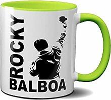 OM3® - Rocky-Balboa - Tasse | Keramik Becher |