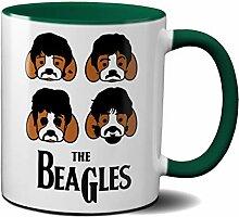 OM3® - The-Beagles - Tasse | Keramik Becher |