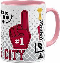 OM3 Kansas City American Football Tasse | Keramik