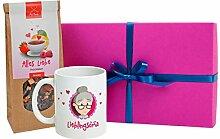 Oma Geschenk *Geschenkbox Oma mit Tasse und Früchtetee* Tasse mit Aufdruck beidseitig bedruckt + Früchtetee von MyOma* Oma Geschenkset Oma Geburtstag* Oma Weihnachtsgeschenk *Oma Geschenkidee MyOma