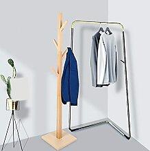 Omabeta Garderobenständer, mehrere Ebenen,