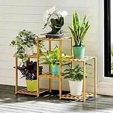 Omabeta Pflanzenständer mit großer Kapazität,