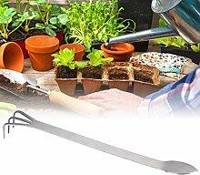 Omabeta Root Rake Edelstahl Root Rake Bonsai Tool