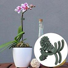 Omabeta Stielclip Pflanzenclip Kunststoff