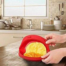 Omelette Maker Mikrowelle,Silikon Omelette Maker,