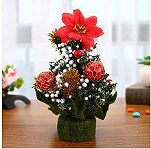 OMFGOD Weihnachten Dekoration Mini Weihnachtsbaum
