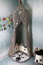 Ommda Moskitonetz Bett Kinder und Baby Betthimmel