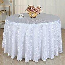 Ommda Tischdecke Sticken Polyester Modern